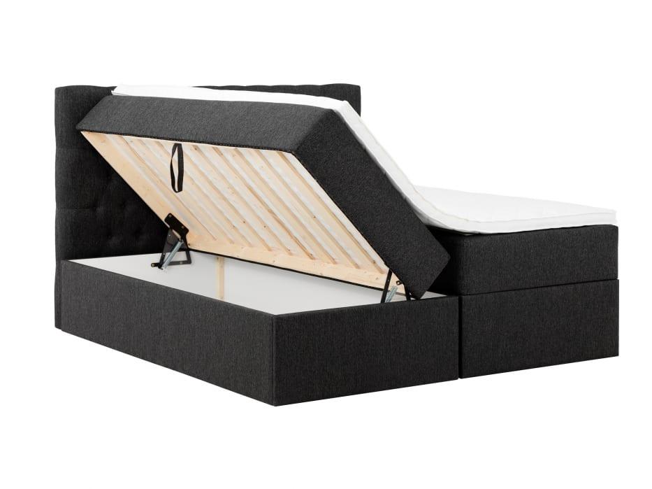 Boxbed 180 – Oppbevaringsseng