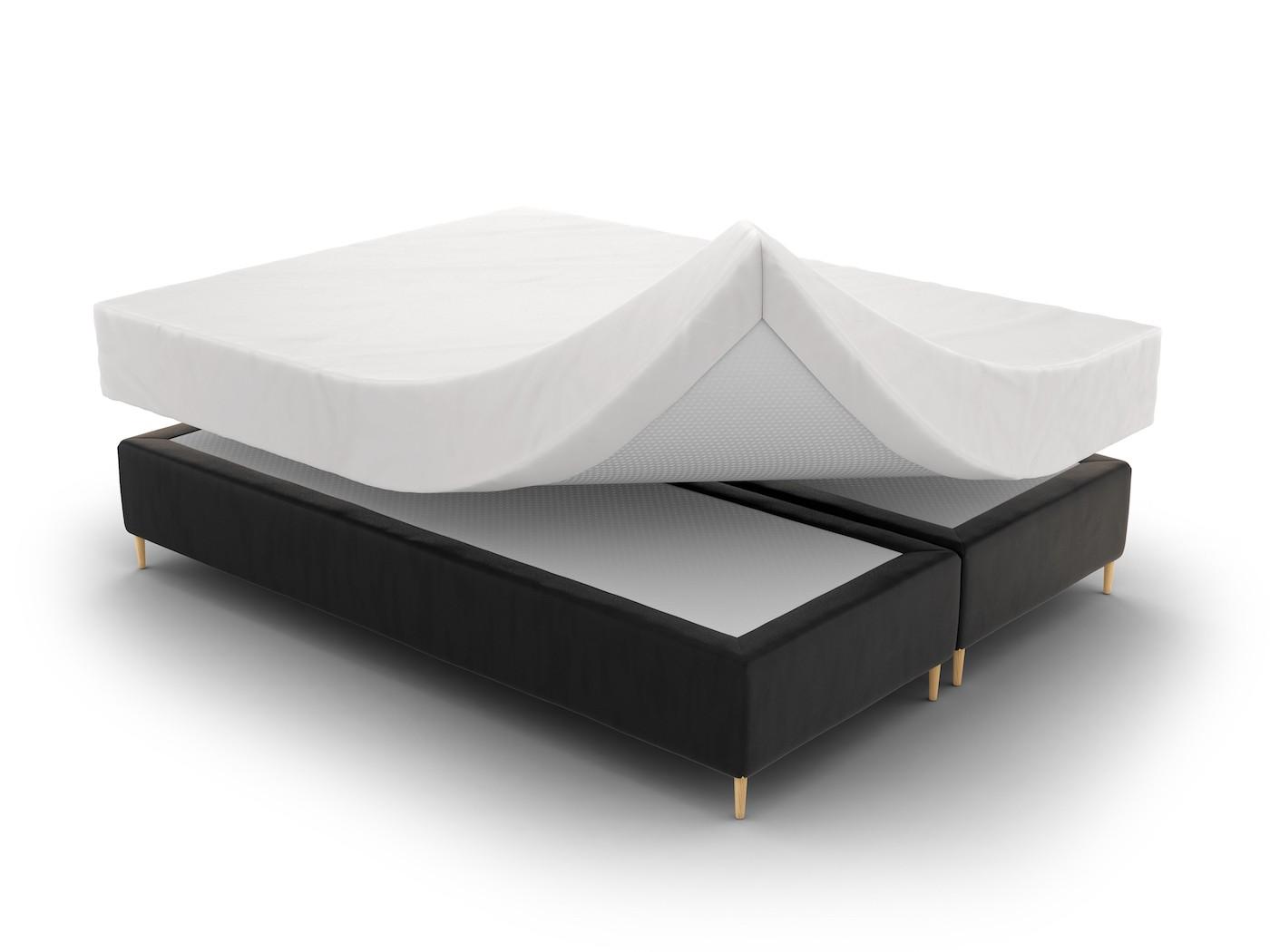 Køb BN Faconlagen - Hvid - 180x210x6